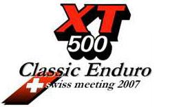 XT Treffen in der Schweiz
